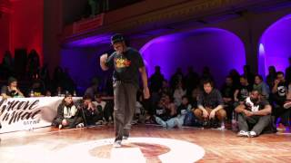 GROOVE'N'MOVE BATTLE 2015 - Popping Final / Tonight Pop vs Poppin Prince