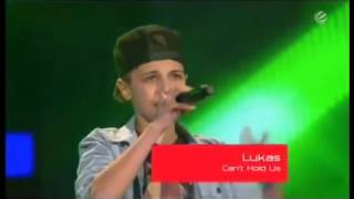 ❤Lukas Rieger The voice kids 2014 (Blind Audition)❤👍