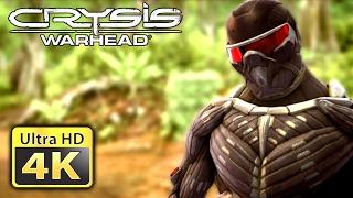 Crysis Warhead : Old Games in 4K