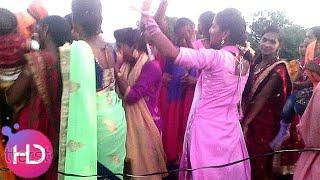 Aadivasi Vada Village Girls Dance At Vada | Villagers Dance in Ganpati festival