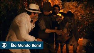 Êta Mundo Bom!: capítulo 89 da novela, sexta, 29 de abril, na Globo