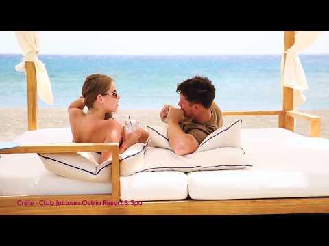 Crète Club Jet tours Ostria Resort & Spa