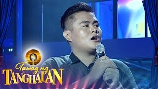 Tawag ng Tanghalan: Charles Tan | How Do You Keep The Music Playing