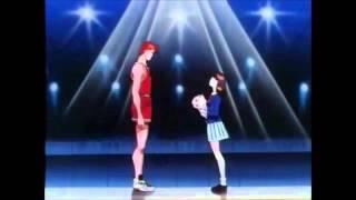 slam dunk hanamichi & haruko