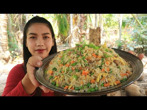 Xxx Mp4 Yummy Cooking Fried Rice With Beef Recipe Cooking Skill 3gp Sex