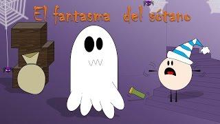 Cuento de Halloween para niños: El fantasma del sótano - Halloween temporada 2