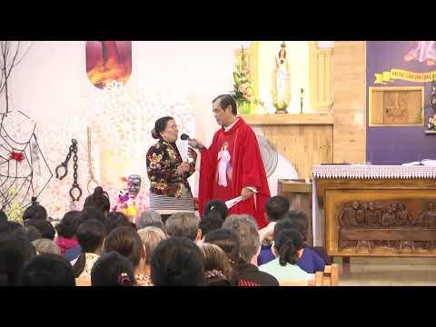 GDTM - Bài giảng Lòng Thương Xót Chúa ngày 22/11/2017