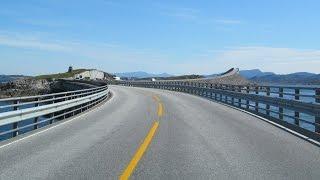 Norway: the Atlantic Ocean Road