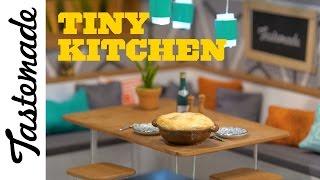 Tiniest Chicken Pot Pie | Tiny Kitchen