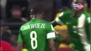 Nigeria 2 - 0 Mali FIFA U17 World 2015 highlights