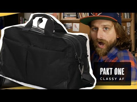 Pakt One Travel Bag Massive Review