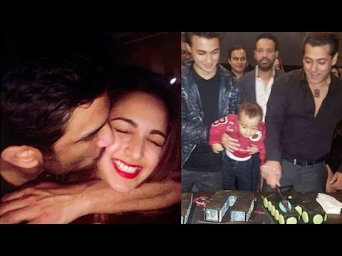 Xxx Mp4 Sushant Singh Rajput Spotted Kissing This Actress At Salman Khan S Birthday Bash 3gp Sex