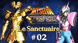 Saint Seiya Soldiers' Soul - Le Sanctuaire - Episode 2
