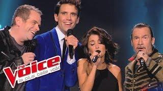 Queen – Bohemian Rhapsody   Garou, Mika, Jenifer et Florent Pagny   The Voice 2014│Blind Audition
