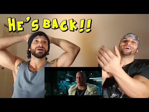 Xxx Mp4 XXx The Return Of Xander Cage Official Trailer REACTION 3gp Sex