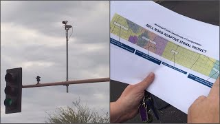VIDEO: Bell Road smart signals project to ease traffic gets green light