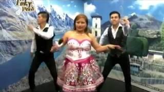 MUÑEQUITO JHONATAN GRABANDO ENTAKY PERU PARA GLADYS PALMA