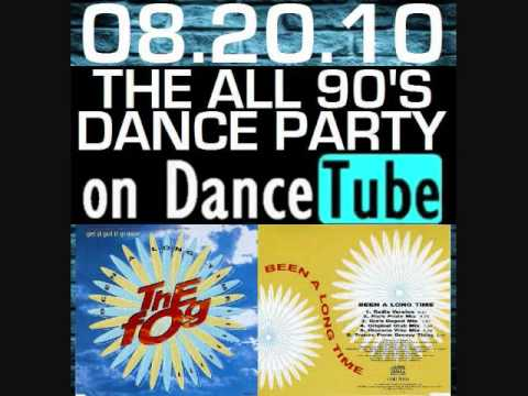 DanceTube Mix Show 1x37 All 90 s Dance Party 8 20 2010 Hosted By Natasha P. Mixed By O.S.E.