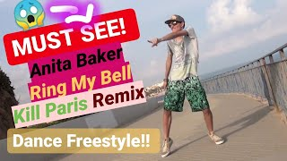 L-Popcorn in Calella|Ring My Bell|Kill Paris Remix|Dance Freestyle