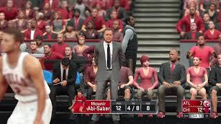 2021-2022 Hawks vs Bulls