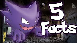 5 Facts About Haunter That You Probably Didn't Know! (5 Facts) | Pokemon Facts