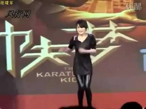 Xxx Mp4 The Karate Kid Wenwen Han Dance 3gp Sex