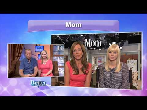 Xxx Mp4 Allison Janney And Anna Faris Talk About The New CBS Show Mom 3gp Sex