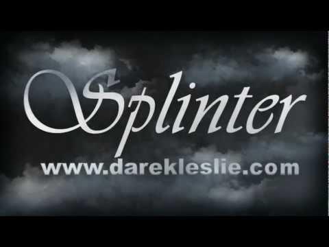 Splinter - trailer for thriller novel