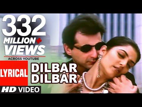 Xxx Mp4 Dilbar Dilbar Lyrical Video Sirf Tum Sushmita Sen Sanjay Kapoor 3gp Sex