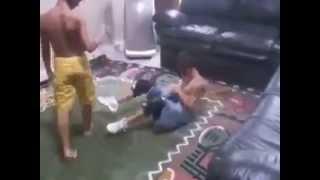 The best WWE Kids wrestling john cena style