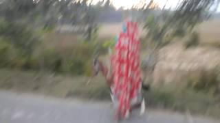 শঙ্খ নদীর তীরের বশরত নগর। একটি ব্রীজ -খুলে দিল সম্ভাবনার দুয়ার