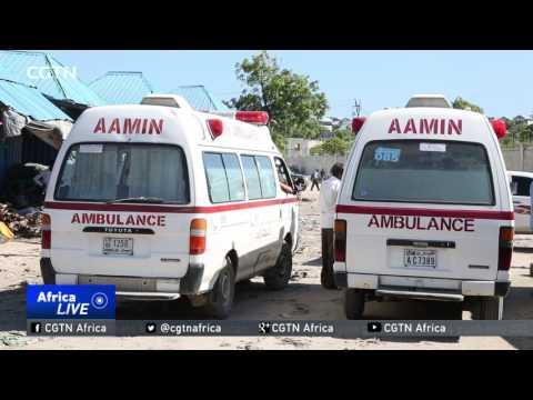 Volunteers provide emergency healthcare amidst insecurity