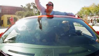 Can You Hear the F***ing Music Coming Out of My Car? | Music Video | Axis of Awesome