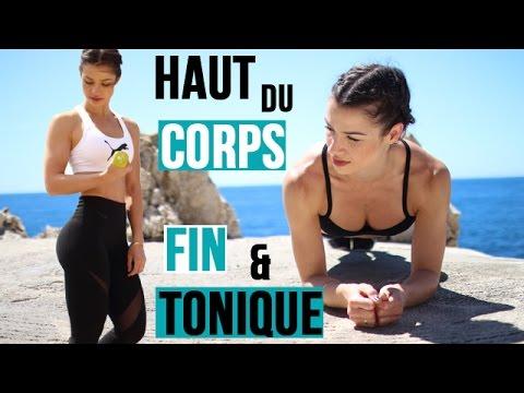 HAUT DU CORPS FIN & TONIQUE (Full training 30min)