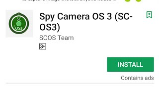 HOW TO SPY  PHOTO OR VIDEO RECORD -TAMIL