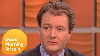 Husband of British Woman Held Prisoner in Iran Speaks Out | Good Morning Britain