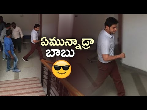 Mahesh Babu Classy Look In AR Murugadoss Movie   #Mahesh23   TFPC