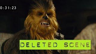 Star Wars The Force Awakens 3D - Unkar Arm | Deleted Scene (2016)