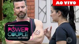 🔥PERDERAM TUDO! COMENTANDO A PROVA DOS HOMENS | POWER COUPLE BRASIL 3 | Programa de 11/05/2018