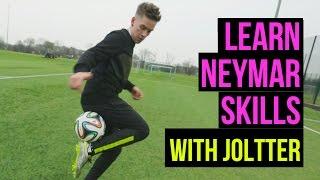 Learn Neymar Skills - Joltter Tutorial