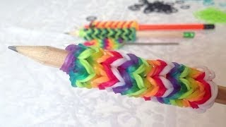 Rainbow Loom, Nederlands, Potlood-greep, Pencil grip