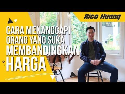 Cara Menanggapi Orang Yang Suka Membandingkan Harga by Rico Huang