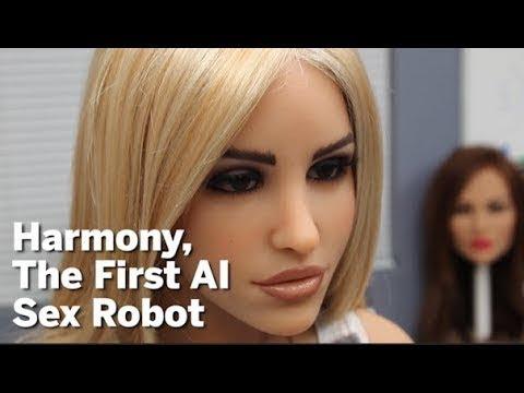 Xxx Mp4 Harmony The First AI Sex Robot Lara Hochuli 3gp Sex