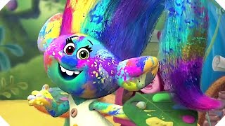 "TROLLS - ""Troll Village"" - Blu Ray Movie Clip (Animation, Family)"