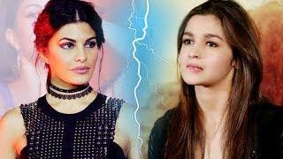 Alia Bhatt & Jacqueline Fernandez FIGHT PUBLICLY Over Sidharth Malhotra
