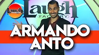 Armando Anto | From the Hood | Laugh Factory Stand Up Comedy