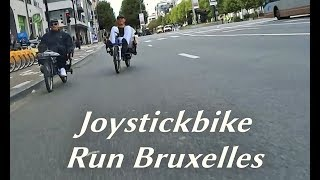 Joystickbike RUN Bruxelles