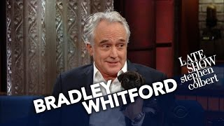 Bradley Whitford Needs A Service Dog To Deal With Trump