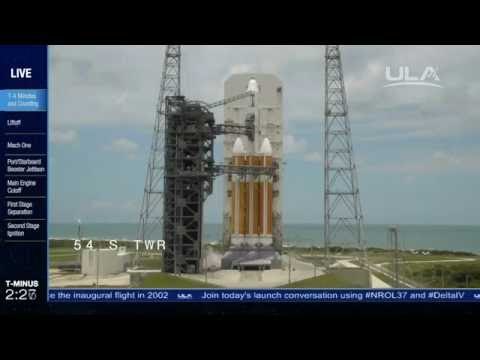 Delta IV NROL 37 Launch Broadcast