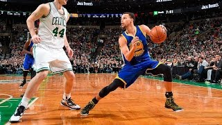 5 Plays That Prove Steph Curry Isn